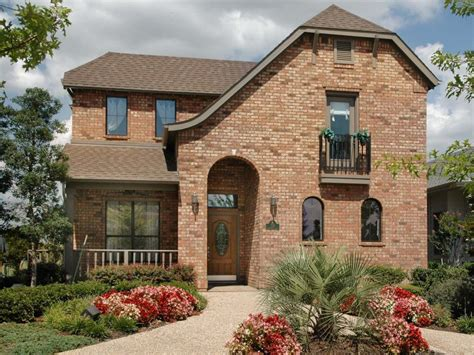 brick home designs beautiful brick homes hgtv