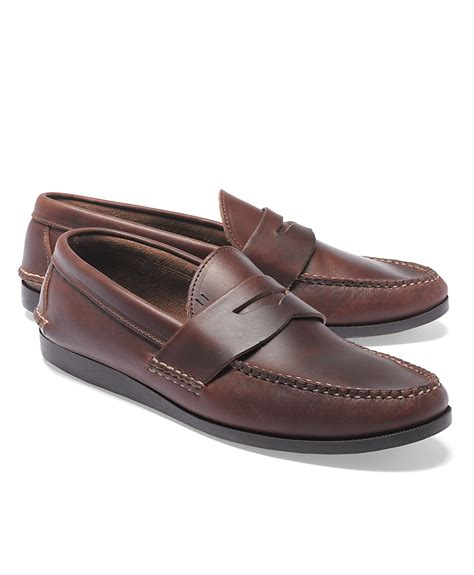 loafers casual brothers brown rancourt co casual loafers for