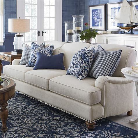living room accent chairs living room bassett furniture essex classic style sofa living room furniture bassett