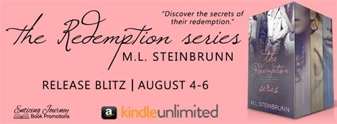 redemption has 4 paws books release redemption boxset by m l steinbrunn