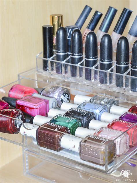Bathroom Sink Organizer Ideas by Vanity Makeup Drawer And Bathroom Cabinet Organization