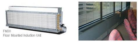 high pressure induction units automatedbuildings article chilled beam application
