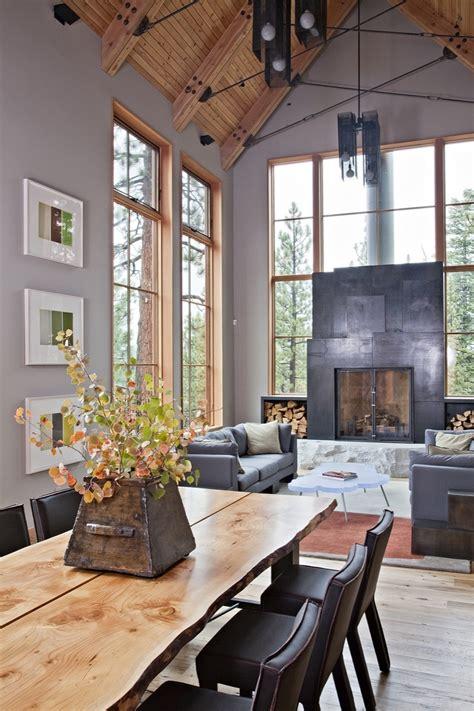 Walind Home Design Inc Gallery Of Tahoe Ridge House Wa Design Inc 13