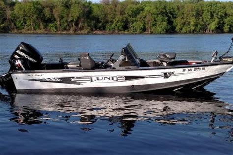 craigslist used boats minnesota lund new and used boats for sale in minnesota
