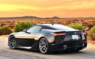 expensive cars lexus lfa supercar photos