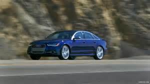 audi s6 us version 2013 estoril blue front hd