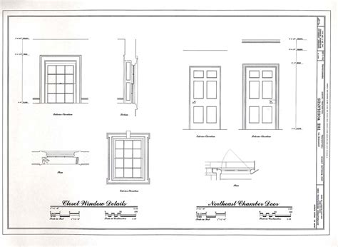Floor Plan For Office by Heritage Documentation Programs Habs Haer Hals Crgis