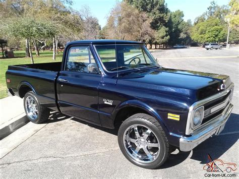 chevy truck bed for sale 1969 chevrolet c 10 truck short bed restored