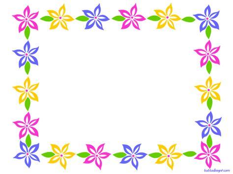 cornici fiori cornicetta con fiori tuttodisegni