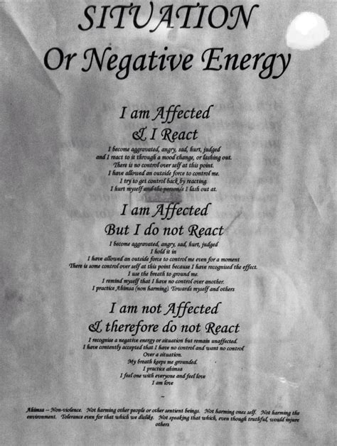 negative energy negative energy quotes like success