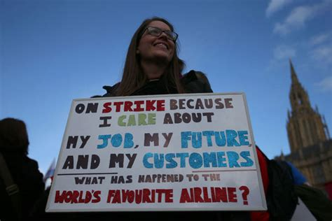 Cabin Crew Strike by Airways Threaten To Cut Staff Perks If They