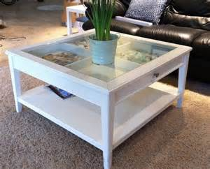 4 sections shadow box coffee table coffee table ideas