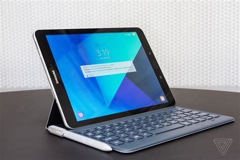 Samsung Tablet S3 samsung galaxy tab s3 review android s best foe to the pro the verge