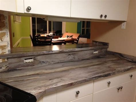 What S New In Kitchen Countertops New Kitchen Counter Home