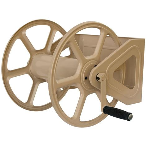 garden hose reels wall mount liberty garden commercial wall mount hose reel 709 the