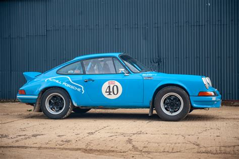 porsche rally car for sale winning porsche 911 2 7 historic rally car with fia fiva