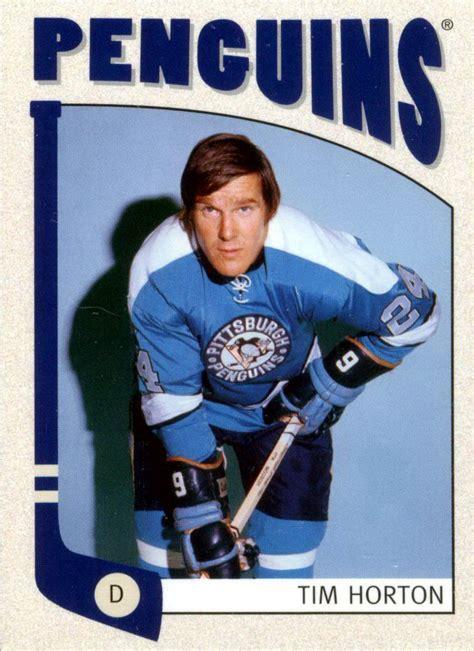 Tim Horton Gift Card - tim horton player s cards since 2004 2005 penguins hockey cards com