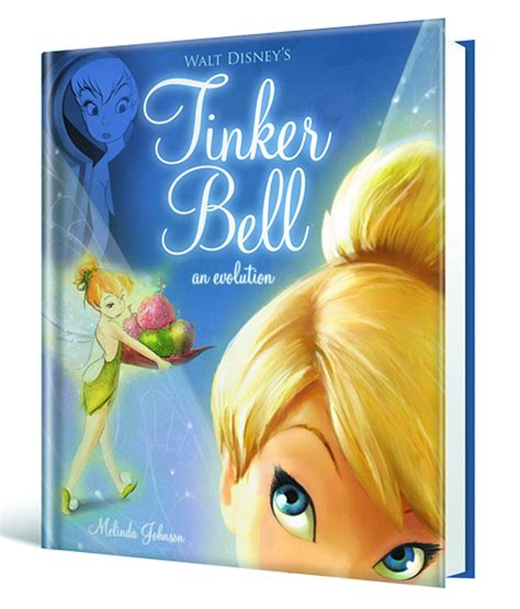 Tinker Bell An Evolution by Previewsworld Tinkerbell Evolution Hc C 0 1 1