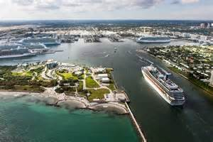 carnival corporation and port everglades extend landmark