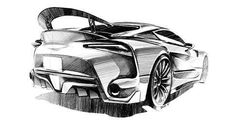 Sketches Of Cars by Dino Car Design