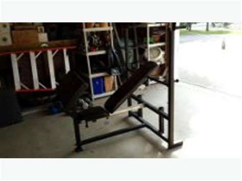 weight bench ottawa northern lights olympic weight bench adjustable preacher