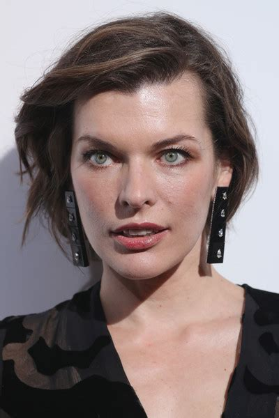 milla jovovich short film more pics of milla jovovich bob 5 of 14 short