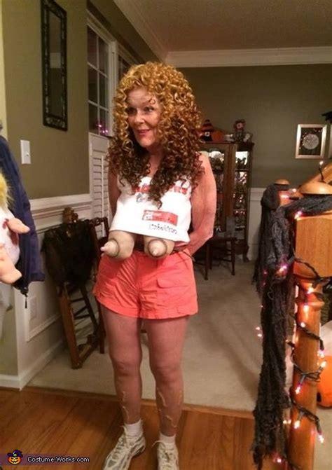 hooters girl halloween costume