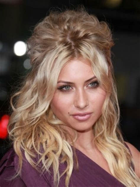 hairstyles for casual date curly hairstyle ideas