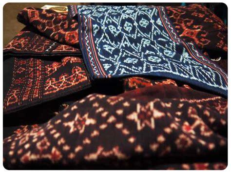 Kain Tenun Ikat Asli Tradisional Etnik Etnic ethnickita kain tenun khas flores
