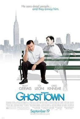 film ghost town 2009 ghost town 2008 film wikipedia