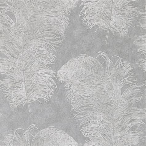 grey ostrich wallpaper shop operetta baroque annandale wallpapers