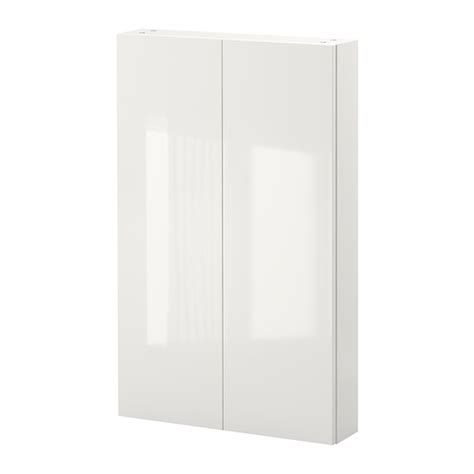 Godmorgon Wall Cabinet With 2 Doors Bathroom Furniture Ideas Ikea