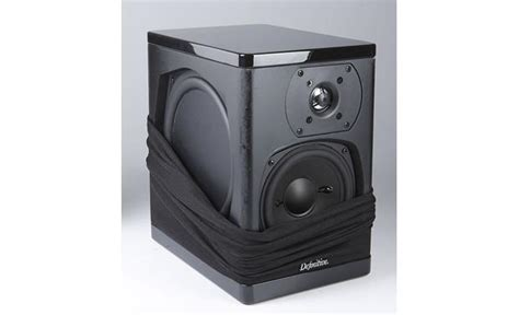 definitive technology studiomonitor 450 bookshelf speakers