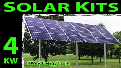 solar energy kits for homes diy solar panels cost george mayda