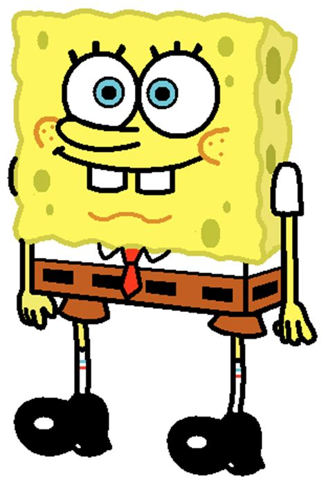 free spongebob painting ms paint spongebob squarepants by bbop800 on deviantart