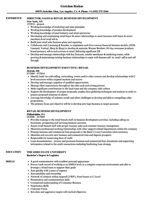 Resume Format Sles by Resume Format For Retail Industry 28 Images When You