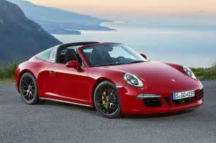 Or Porsche Porsche 911 Targa 4 Gts Revealed Photo Image Gallery