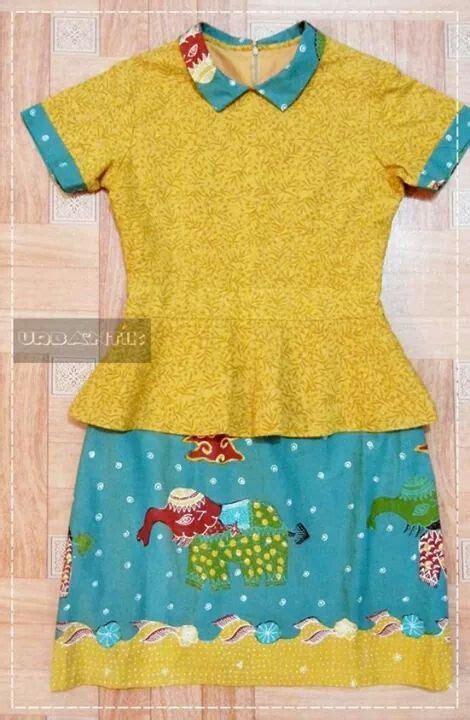 Blus Anak Rahnem Ak 1338 indonesia batik batik tenun ikat blouse n dress indonesia