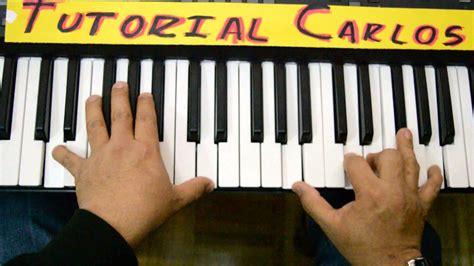 Tutorial Piano Nada Es Imposible | nada es imposible marco barrientos tutorial piano carlos