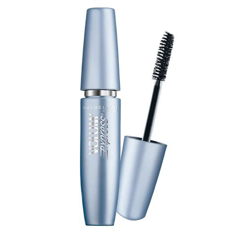 Mascara Maybelline Ori m 225 scara r 237 mel maybelline volum express waterproof original