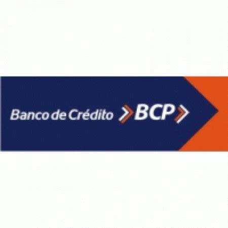 banco bcp banco bcp logo vector cdr for free