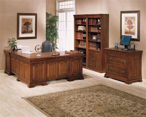 Home Office Furniture Wood Office Desk Chic Modern Home Office Design Ideas With Rectangle Home Office Wood Furniture