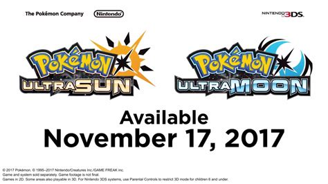 pok mon ultra sun pok mon ultra moon the official alola region strategy guide books ultra sun and ultra moon announced for 3ds