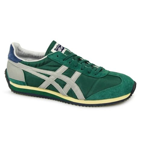 Sepatu Pria Onitsuka Tiger Classic Sport Casual Running 1 onitsuka tiger california 78 su vin mens retro suede running shoes green silver ebay