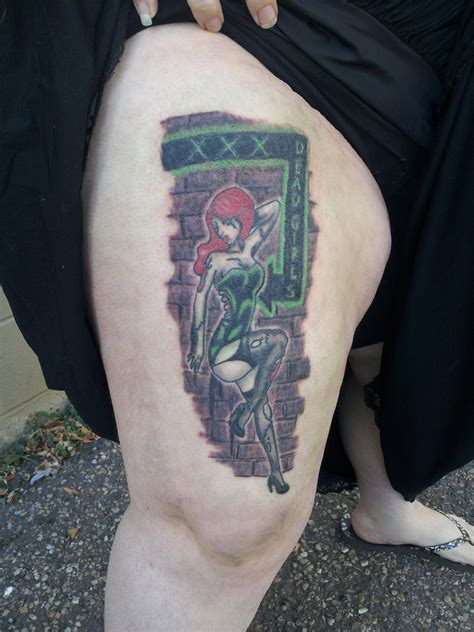 tattoo girl imgur my zombie pin up girl autumn dancer bombshell tattoo