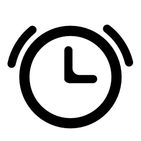 android powered alarm clock png image