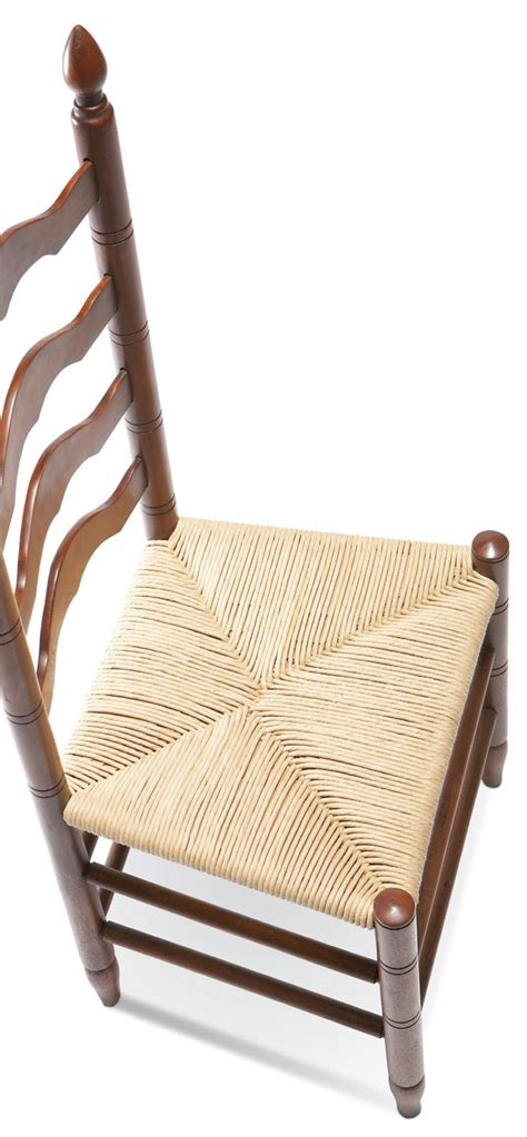 change upholstery on chair how to replace a woven rush chair seat home improvement