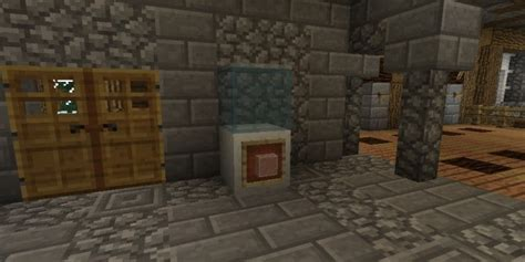 Minecraft Interior Wall Designs by Interior Minecraft Building Inc