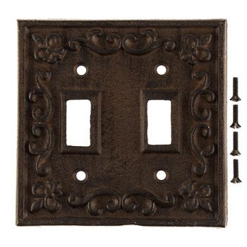 Rust Home Plates by Rust Cast Iron Switch Plate Hobby Lobby 466367
