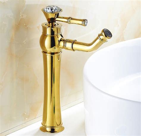 Bathroom Water Faucet by Modern Gold Faucet Bathroom Cold And Water Faucets Bathroom Sink Faucet Home Supplies
